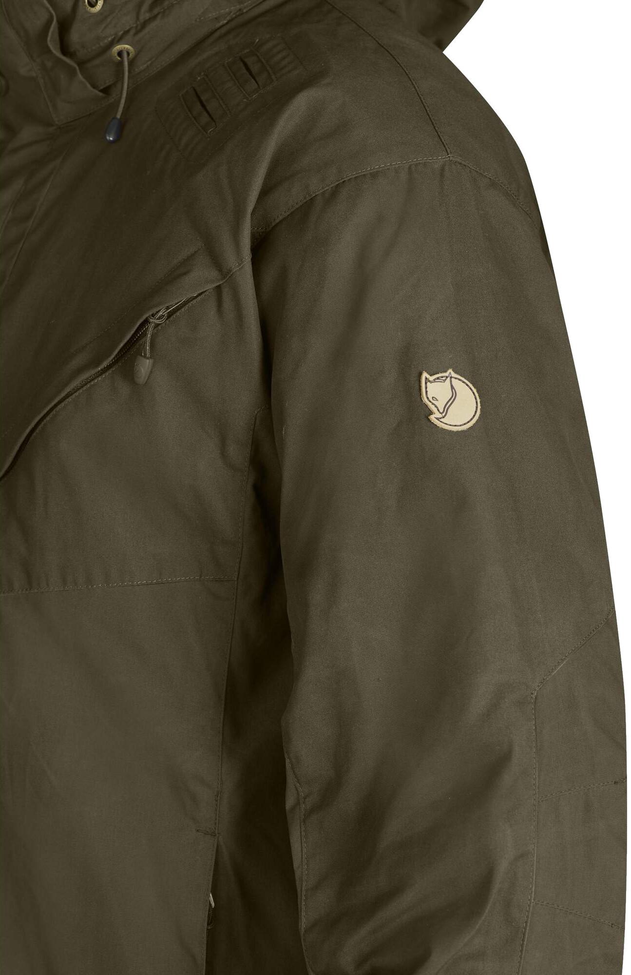 big sale e1bba 843bb Fjällräven Drev Jacket Men dark olive